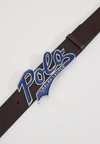 Polo Ralph Lauren - CASUAL - Pasek - brown - 2