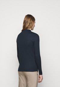DRYKORN - MORITZ - Long sleeved top - dark blue - 2