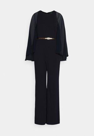 LUXE TECH JUMPSUIT - Tuta jumpsuit - lighthouse navy