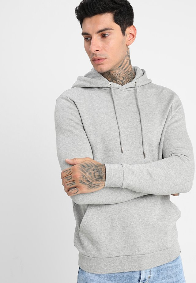 STORMS - Hoodie - light grey melange