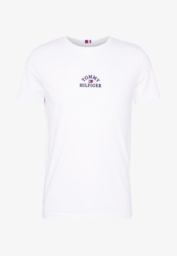 ARCH TEE - Print T-shirt - white