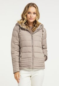 DreiMaster - Winter jacket - steingrau - 0
