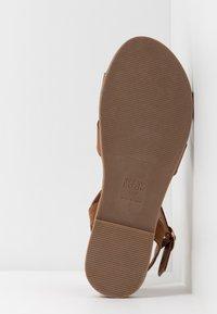 New Look Wide Fit - WIDE FIT GOODIE - Sandales - tan - 6