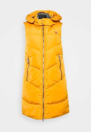 Waistcoat - gelb