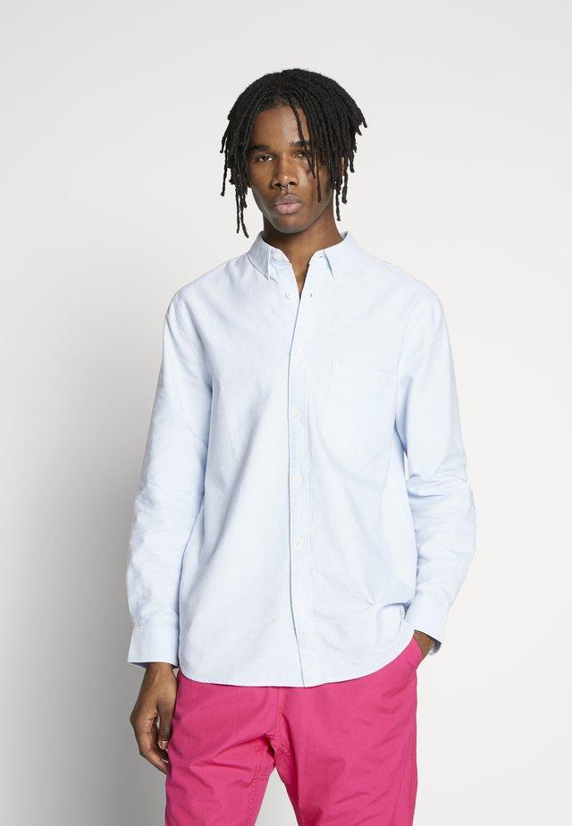 HENNING - Shirt - blue light