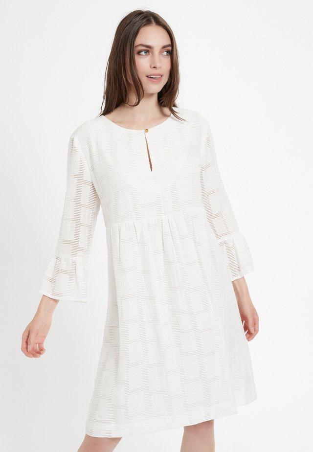 Robe d'été - weiß