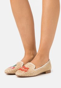 kate spade new york - LOUNGE CHERRIES - Instappers - natural - 0