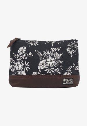 ELSIE - Wash bag - black hawaiian