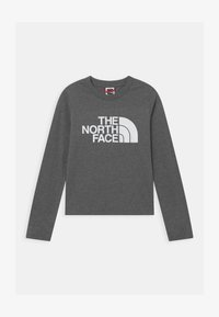The North Face - EASY UNISEX - Longsleeve - medium grey heather - 0