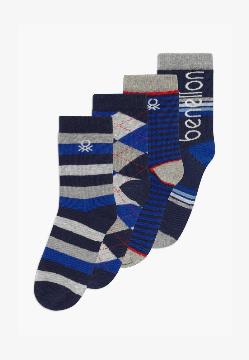 Benetton - LUTK FASHION 4 PACK - Socks - multi-coloured