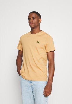 PLAIN - T-shirt basic - tan