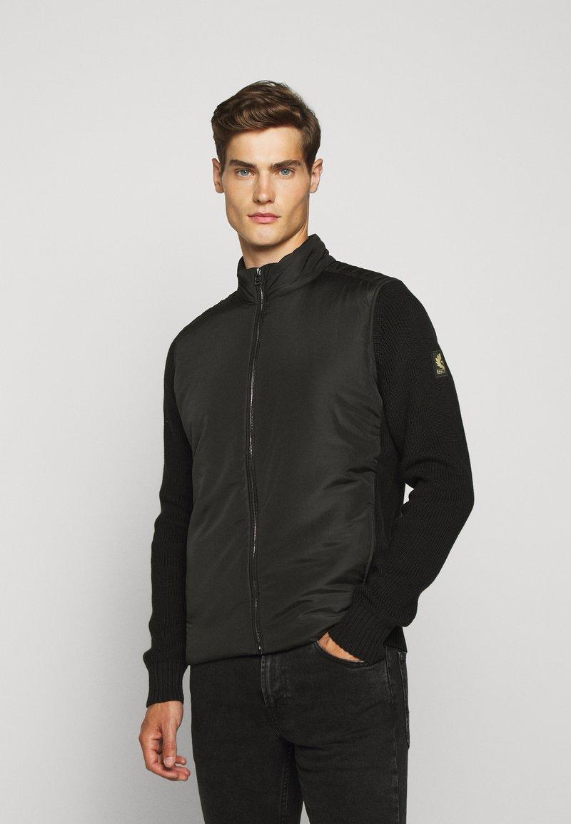 Belstaff - ABBOTT ZIP  - Light jacket - black