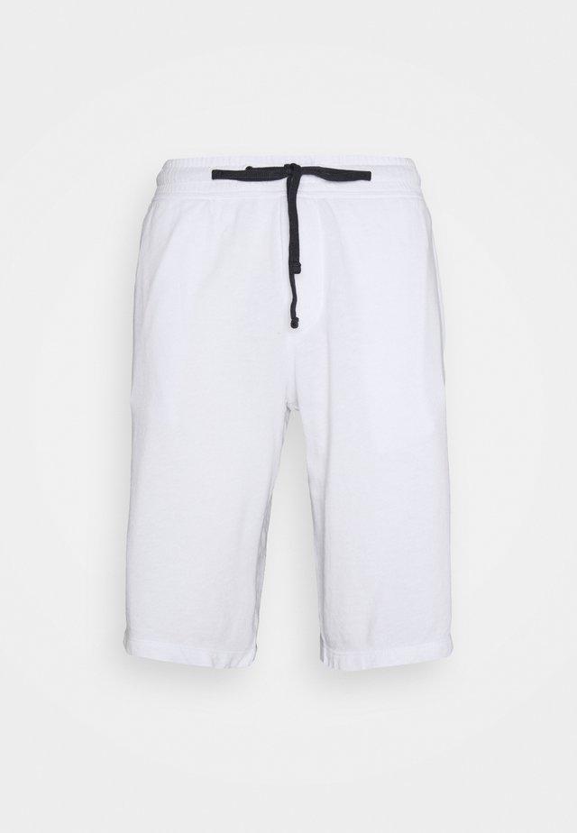CLASSIC - Trainingsbroek - white