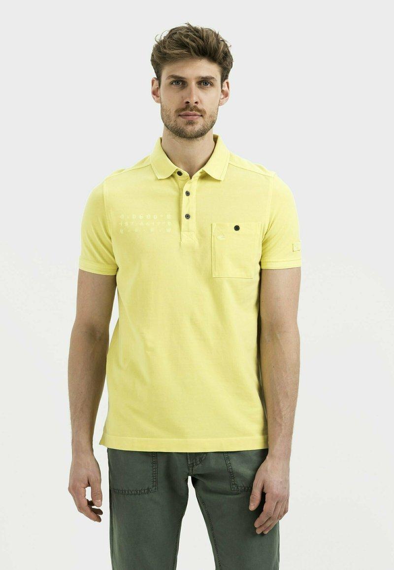 camel active - Polo shirt - kiwi