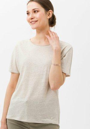 STYLE CAELEN - T-shirt basic - beach