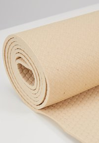 Casall - EXERCISE MAT 4MM - Fitness / Yoga - beige - 3