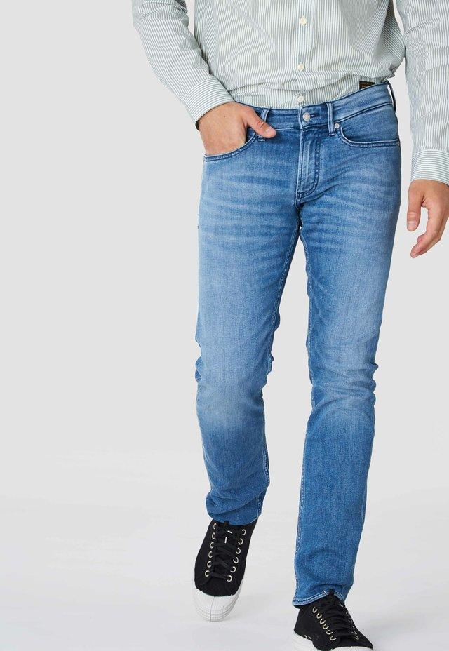 Straight leg jeans - romania light blue