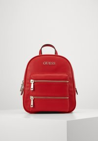 Guess - CALEY BACKPACK - Rucksack - red - 0