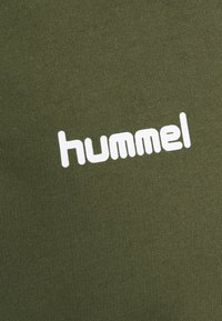 Hummel - GO HOODIE - Hoodie - grape leaf