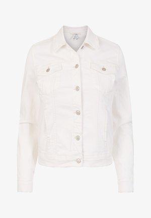 Denim jacket - off-white