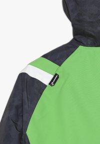 Ziener - AVER JUNIOR - Ski jacket - green - 3