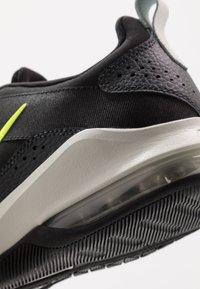 Nike Performance - AIR MAX ALPHA TRAINER 2 - Sports shoes - black/volt/dark smoke grey/spruce aura - 5