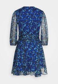 LIU JO - ABITO - Vestido informal - true blue/green - 1