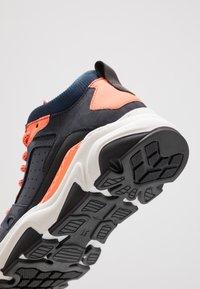 Hip - Sneakersy wysokie - dark blue - 2
