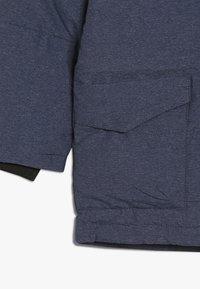 Name it - NMMMANSON JACKET CAMP - Winter jacket - dark sapphire - 4