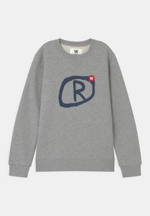ROD UNISEX - Sweatshirt - grey melange