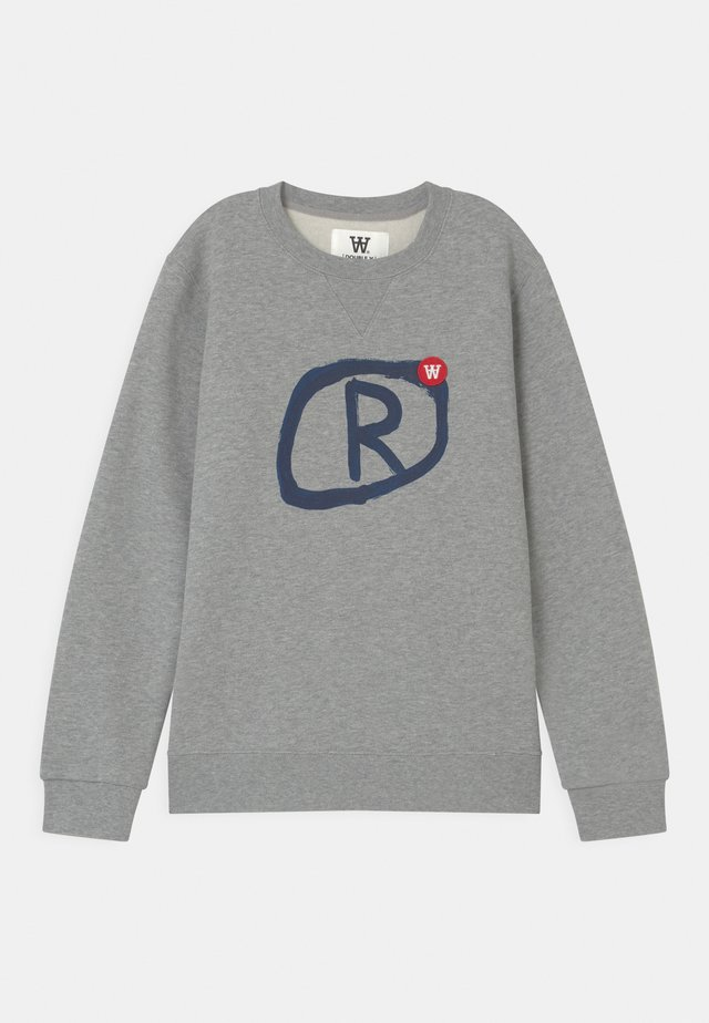 ROD UNISEX - Sweater - grey melange
