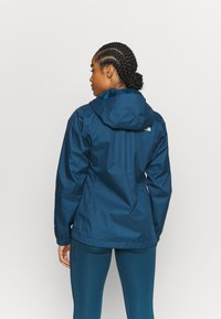 The North Face - QUEST JACKET - Giacca hard shell - monterey blue - 2