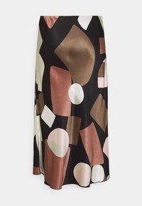someday. - OLANDA - A-line skirt - like berry - 1