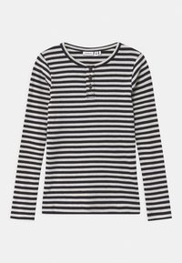 Name it - NMMTARTU - Langærmede T-shirts - dark navy - 0