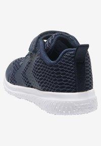 Hummel - Touch-strap shoes - blue - 2