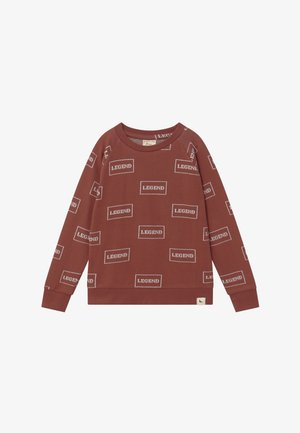 LEGEND - Sweatshirt - brick