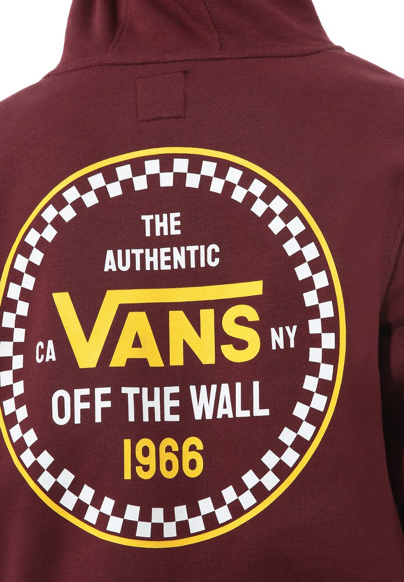 Vans - BY CHECKER 66 PO - Sweat à capuche - port royale