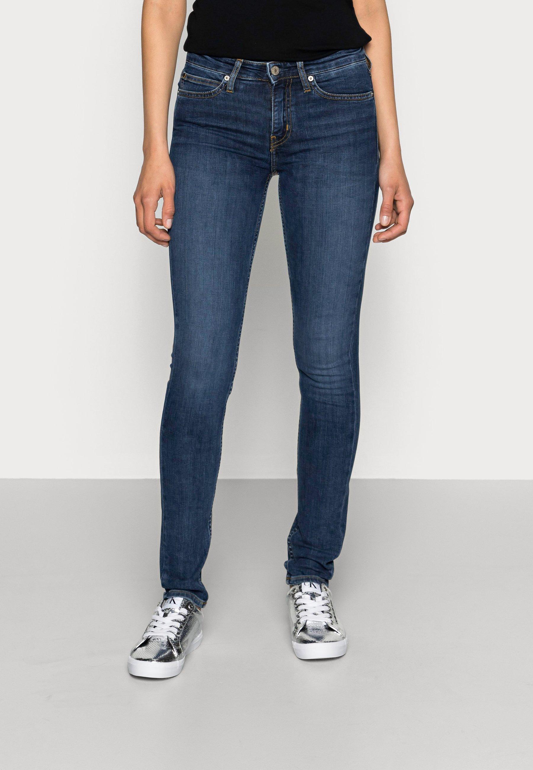 Women CKJ 011 MID RISE SKINNY  - Jeans Skinny Fit