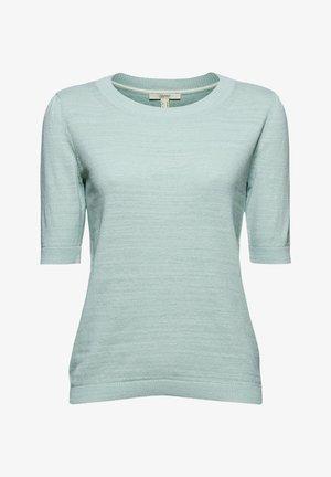 T-shirt basic - light aqua green