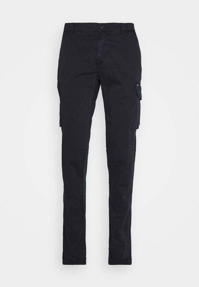 CHILE - Cargo trousers - dark blue