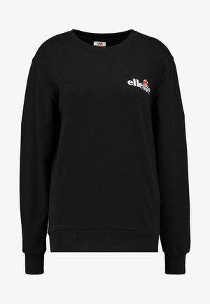 TRIOME - Sweatshirt - black
