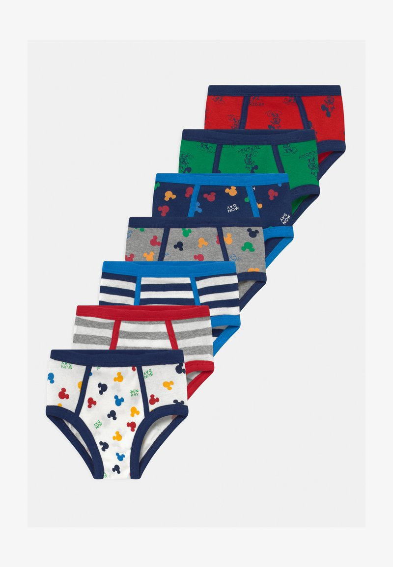 GAP - TODDLER BOY MICKEY MOUSE 7 PACK - Slip - multi-coloured