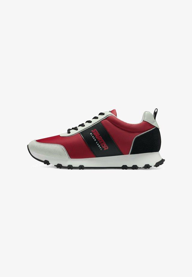VINTECH - Sneakers laag - red