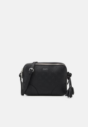CORTINA STAMPA NALA SHOULDERBAG - Umhängetasche - black