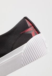 HUGO - TENN  - Sneakers basse - black - 5