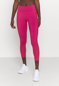 adidas Performance - Tights - pink - 0
