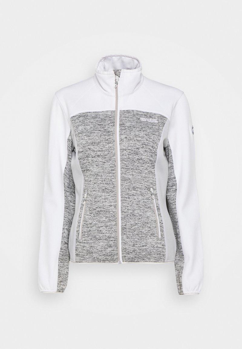 Regatta - LINDALLA II - Fleece jacket - cyberspace/white