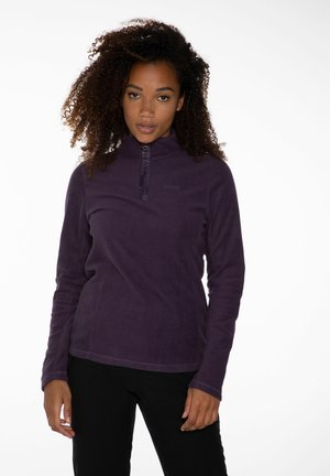 MUTEZ - Fleece jumper - raven
