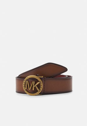 BURNISHED BELT - Cintura - luggage