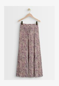 Maison 123 - A-line skirt - mauve - 2